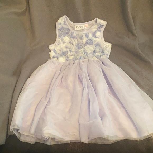 Purple dress size 5/6
